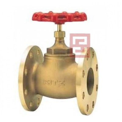 globe valve with flange kng kitz
